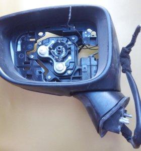 Mazda CX 5 Корпус зеркала левого