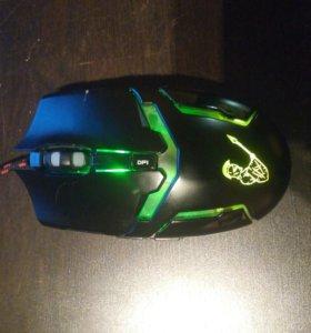 Игровая мышь pixe