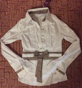 Новая блузка р.42