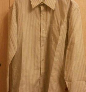 Школьная рубашка 140-146