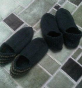 Тапочки и носки