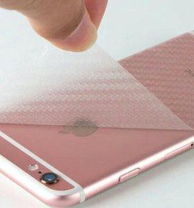 Защитная пленка на iphone