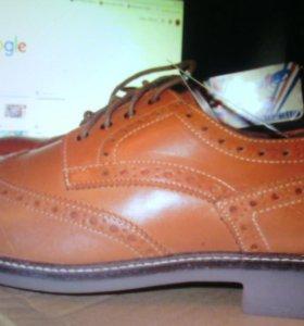 Броги ботинки Lambretta