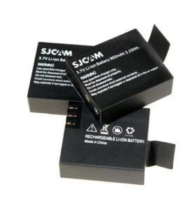 Аккумуляторы на экшенкамеру