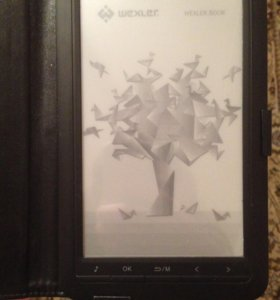 Электронная книга Wexler E7001