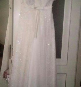 Свадебное платье!!! Сапожки!!