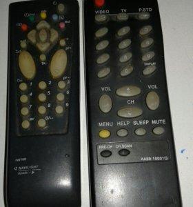 Пульты дистанционного управления для телевизоров