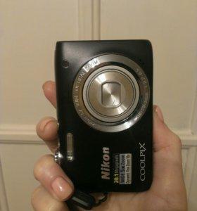 NIKON фотоаппарат (+видео)