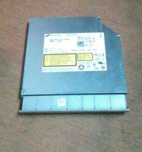 DVD дисковод.