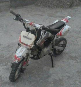 Подростковый мини пит-байк 110cc