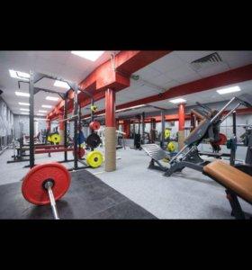 Годовой абонемент в спорт зал Power Style