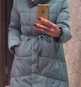 Пальто зима, р-р 48