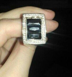 Серебряный перстень