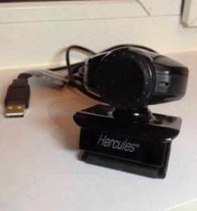 Веб-камера Hercules Dualpix Exchange