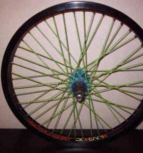 Колесо сборное велосипедное BMX