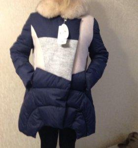 Новое пальто 46-48