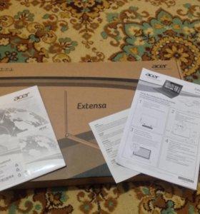 Ноутбук Acer extensa 2510