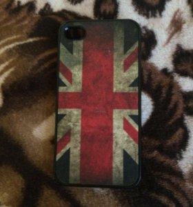 Чехолна iPhone 4s