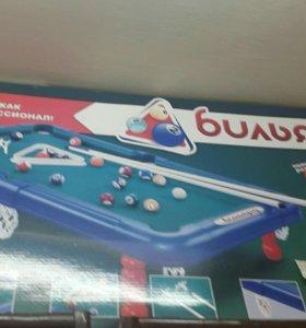 Бильярд  (настольная игра)