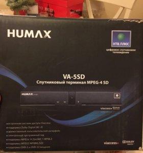 Ресивер Humax va-5sd