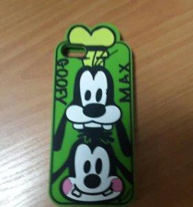 Чехол бампер  айфон 5