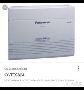 Мини АТС новая Panasonic