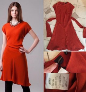 Шикарное платье Aspesi  италия новое