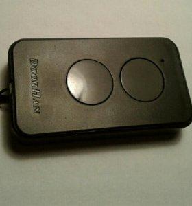 Новые пульты Doorhan Transmitter 2 pro