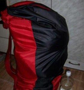 Рюкзак, повышенной вместимости