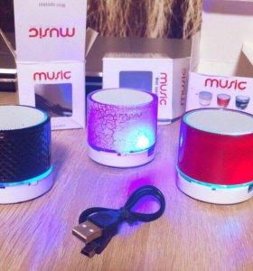 Стерео Bluetooth-динамик