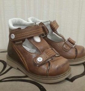 Ботинки (сандалии) ортопедические