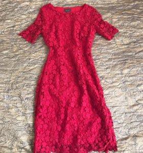 Платье и туниках стиле Valentino