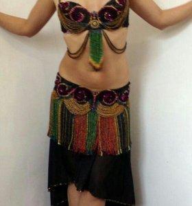 Эксклюзивный костюм для восточных танцев