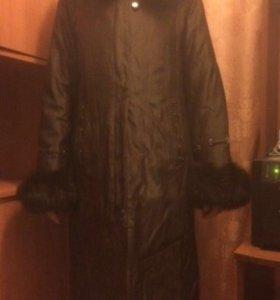 Пальто зимнее Пихори р.48-50