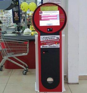 Автомат по изготовлению домофонных ключей