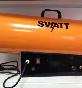Газовая тепловая пушка SWATT 50кВт.