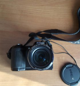 Цифровой фотоаппарат + сумка