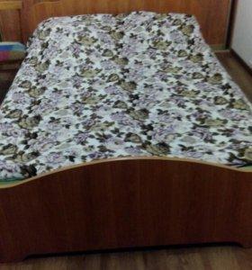 Кровать 2-х сппльная
