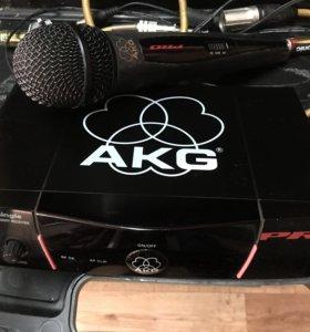 AKG SR40 single радиомикрофон