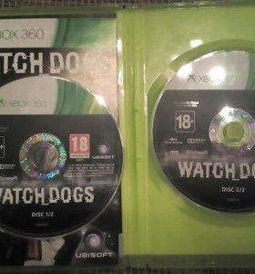 Продам Watch Dogs на Xbox 360
