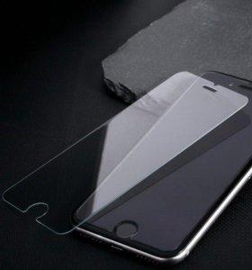 Калёные защитные стекла iPhone