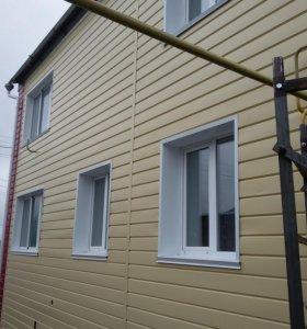Окно обшивка домов 350 за .1кв.м.