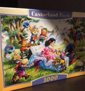 Пазл для детей 1000 деталей