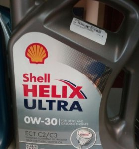 Масло моторное Shell Helix Ultra 0w30 4л