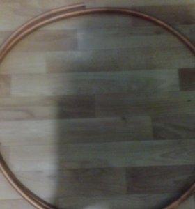 Труба медь диаметр15 /мягкая/