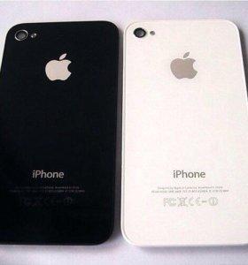Крышка на айфон 4 и 4s