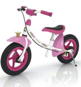 """Беговел Для принцессы Kettler """"Sprint Air Princess"""