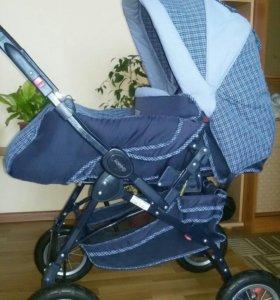 Детская коляска Geoby зима-лето