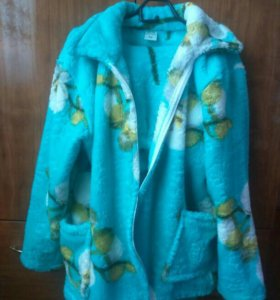 Махровая пижама (костюм)