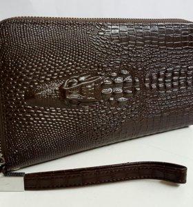 Клатч croc